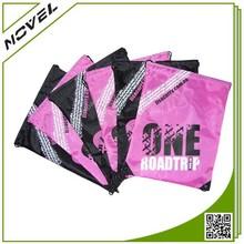 New Wholesale Drawstring Basketball / Football Shoe Bag with Logo