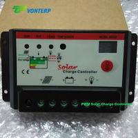 20A 48V Multi-Function Intelligent PWM Solar Charge Controller with Led Display