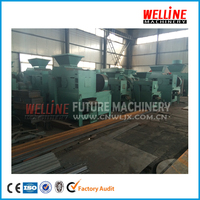 Ball coal machine , pillow coal powder making machine ,egg coal briquette forming machine price