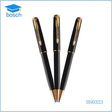 2015 Fast delivery ball pen with nice metal pen holder