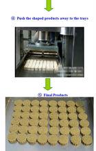 automatic tea dimsum cake making machine