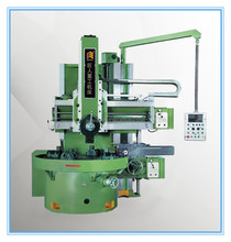 CNC single column Mini vertical lathe machine