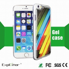 New design clear fashion custom cell phone cases for oem iphone 6 case