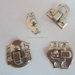 mini gift box lock small jewelry box latch fashion for wooden box