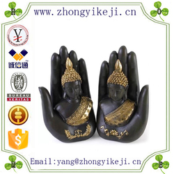 factory custom-made handmade carved fashion resin thai handicraft