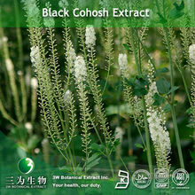 2014 Hot Product Triterpene Glycosides Extract Of Black Cohosh For Health Care