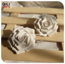 ceramic rose flower for home decoration