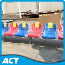 Outdoor Fixed stadium seat with backrest of Guangzhou