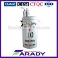 completa protección de auto transformador eléctrico
