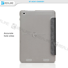 PU leather case for Acer A1, ultra slim folded stand cover for acer a1,low MOQ