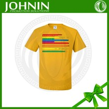 2015 hot selling newest designs printing clothes for T-shirt