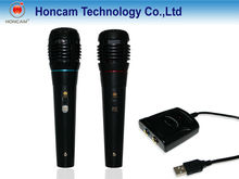 micrófono multifuncional para WII U/WII/PS3/XBOX360