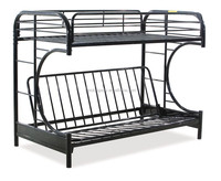 metal sofa bunk bed,steel folding sofa bunk bed,home bed