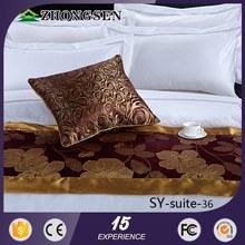 100%cotton 7pcs Queen Size Comforter Sets 100% cotton hotel design duvet bed set