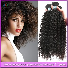 2015 New Style Natural Looking virgin human hair extension 4 Inch Hair Extension