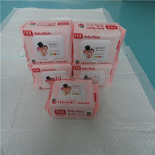 spunlace cleaning baby wet wipes