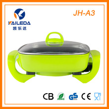 Top High quality CE/RoHS Electric frying pan consumer reports