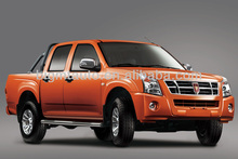 Jinbei Brand Diesel Double Cabin 1028 Pickup Exports to South Africa