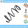 Large discount Japan motor vehicle parts suspension coil spring