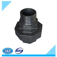 BSPT Thread Malleable Iron Union for Water Meter