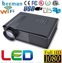 updated native full hd led projector 1080p Shenzhen Leeman LED P10