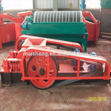 ISO / CE Quality Certification double roll crusher in russia machine