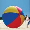 PVC transparent beach tennis ball
