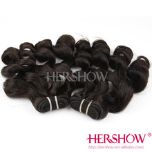 Full bottom cheap natural wave virgin hair Brazilian hair distributors in delhi