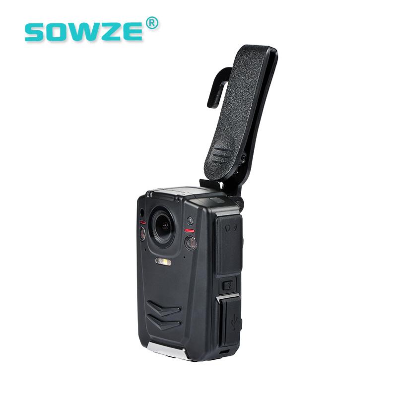 هيئة البالية الشرطة كاميرا رقمية كاميرا <span class=keywords><strong>مسجل</strong></span> مع البناء في 4 جرام وبطاقة sim wifi gps اتجاهين الاتصالات