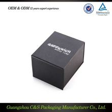 Packing Supplierwatch High-End Handmade Custom Made Newest Model Cardboard Birthday Gift Boxes