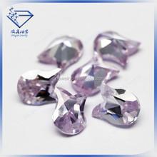 price of rough aquamarine AAA fancy cat face cut Tanzanite Faceted CZ Stone lanvency uncut diamond price