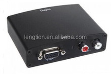 Lowest price VGA+RL to HDMI converter