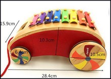 Único hotsell de juguetes educativos de madera guiro