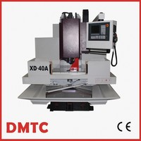 Hot sale XD-40A 3 axis small cnc vertical milling machine