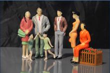 Scale Model Human Miniature Architecture