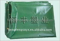 3*3 PVC coated tarpaulin fabric Roll
