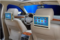9 inch Toyota mark x car headrest dvd player with USB/SD card port