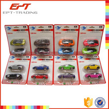 Top selling children smart mini metal car diecast toys