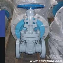 """A182 F316 rising stem gate valve 2"""" class300"""