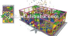 2014 Newest Style Indoor Soft Playground small play set for kids