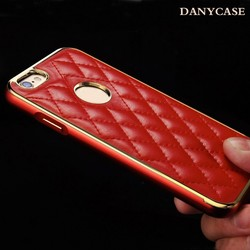 new design for iphone 6 leather case,mobile phone accessories factory in china