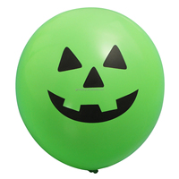 Wholesale 20xChristmas Birthday Halloween Ghosts Demons Pumpkin Balloon Cosplay Venues Decor Masquerade Party Stage Perform Prop