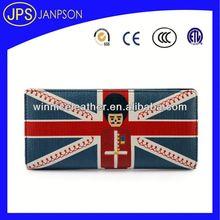 flag color nylon wallet nylon wallet