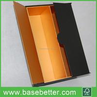 Magnet Closure Wine Glass Cardboard Gift Box
