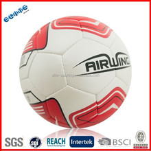 1.4mm PU hand sewn soccer ball size