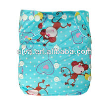 Antibacterial Bamboo Cloth Nappy Nice Baby Diaper Wholesale