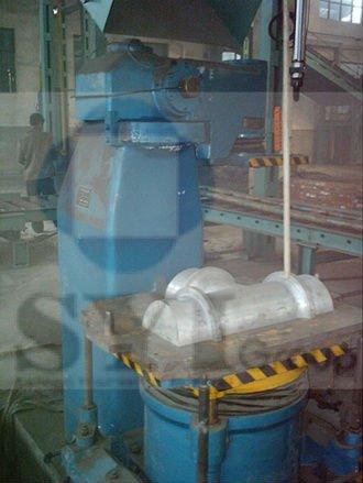 Professionnel en acier coulée de la fonderie - SYI groupe