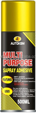 spray Adhesive for light weight materials