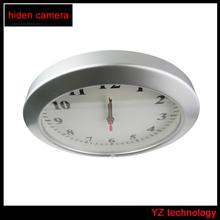 wifiip cámara reloj de pared de auto control de movimiento de cámaraipinalámbrica yz005