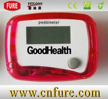 2015 Promotional cheap price pedomete one button fitness activity tracker PD-6011